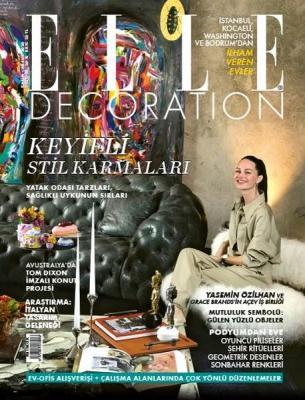 Elle Decoration (Tr) - Kasım 2020