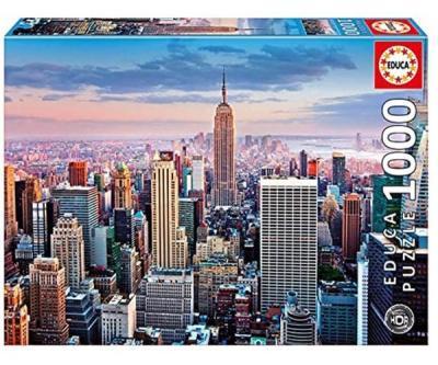 Educa Puzzle New York HDR 1000 Parça 14811 Kolektif