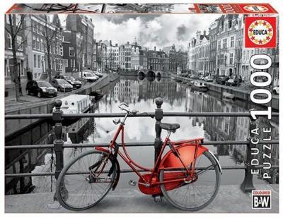 Educa Puzzle Amsterdam The Netherlands 1000 Parça 14846 Kolektif