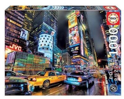 Educa Puzzle Times Square New York 1000 Parça 15525 Kolektif