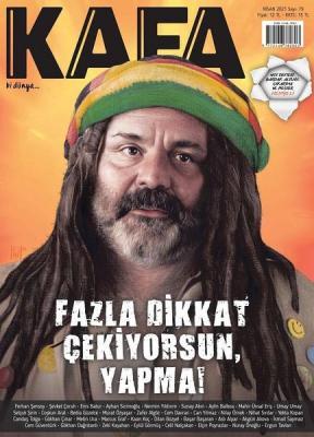 Kafa Dergisi - Nisan 2021