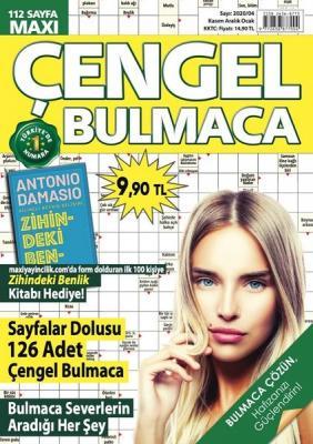 Çengel Bulmaca - Kasım/Aralık/Ocak 2020