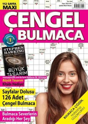 Çengel Bulmaca - Şubat/Mart/Nisan 2021