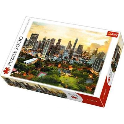 Trefl Puzzle Sunset in Bangkok 3000 Parça 33060 Kolektif-Trefl