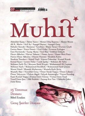 Muhit Dergisi Sayı: 7 Temmuz 2020