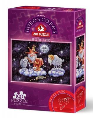 Art Puzzle Koç Burcu 100 Parça 5801