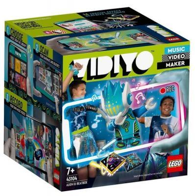 Lego-Alien DJ Beat Box 43104 Lego-Kolektif