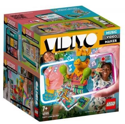 Lego-Party Llama Beat Box 43105 Lego-Kolektif