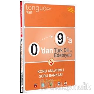 0'dan 9'a Türk Dili ve Edebiyatı Konu Anlatımlı Soru Bankası