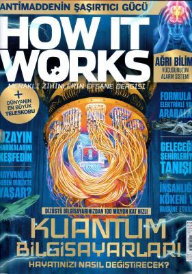 How It Works Dergisi Sayı: 16 Şubat 2020