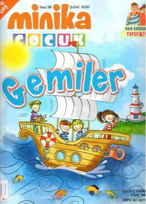 Minika Çocuk Dergisi Sayı: 38 Şubat 2020