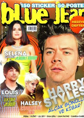 Blue Jean Dergisi Sayı: 1-2020