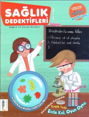 Sağlık Dedektifleri Dergisi Sayı: 1 - Nisan - 2020