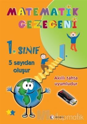 1. Sınıf Matematik Gezegeni (5 Kitap)