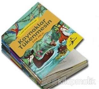1. Sınıf Okuma Kitapları (10 Kitap Takım)