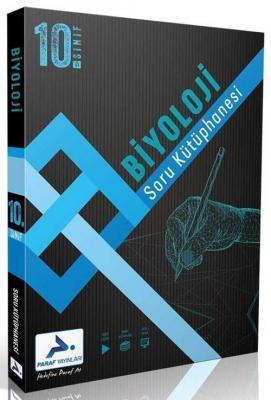 10. Sınıf Biyoloji Soru Kütüphanesi Soru Bankası Paraf Yayınları Komis