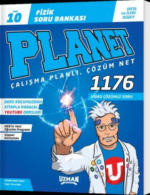 10. Sınıf Fizik Soru Bankası Planet Komisyon