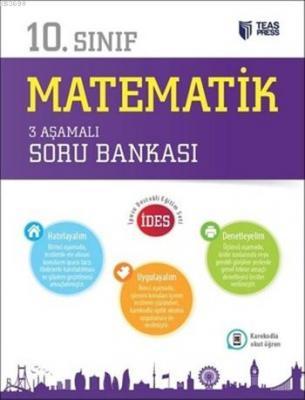 10.Sınıf Matematik 3 Aşamalı Soru Bankası