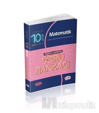 10. Sınıf Matematik Özetli Lezzetli Soru Bankası