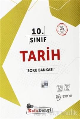 10. Sınıf Tarih Soru Bankası Orhan Işık