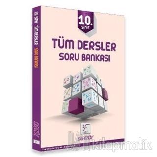 10. Sınıf Tüm Dersler Soru Bankası Meltem Ünal
