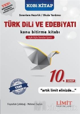 10. Sınıf Türk Dili Edebiyatı Konu Bitirme Kitabı Feyzullah Çelikbağ