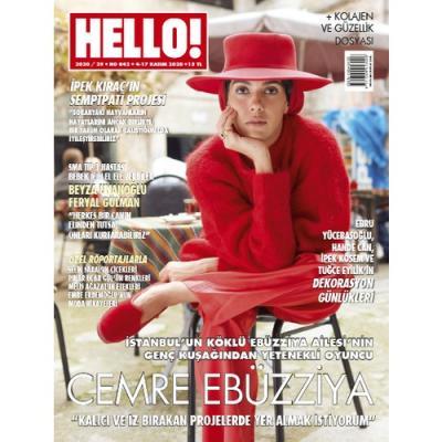 Hello Dergisi Sayı: 842