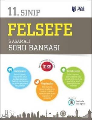 11.Sınıf Felsefe 3 Aşamalı Soru Bankası