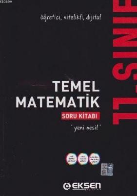 11. Sınıf Temel Matematik Soru Bankası