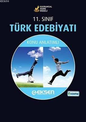 11. Sınıf Türk Edebiyatı Anlatım Kitabı