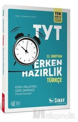 11. Sınıf TYT Erken Hazırlık Türkçe Konu Anlatımlı Soru Bankası Kolekt