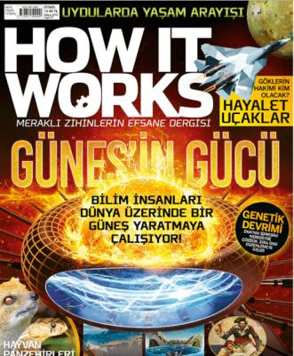 How It Works Dergisi Sayı: 07 Mayıs 2019
