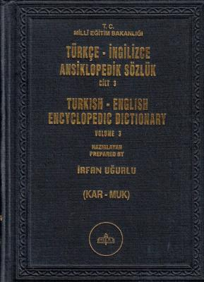 Türkçe-İngilizce Ansiklopedik Sözlük Cilt 3