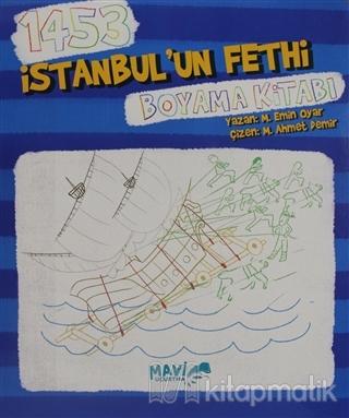 1453 İstanbul'un Fethi Boyama Kitabı