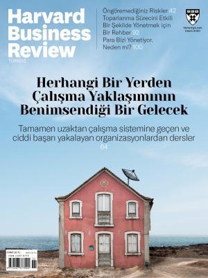 Harvard Business Review Dergi Kasım 2020 Sayı:11