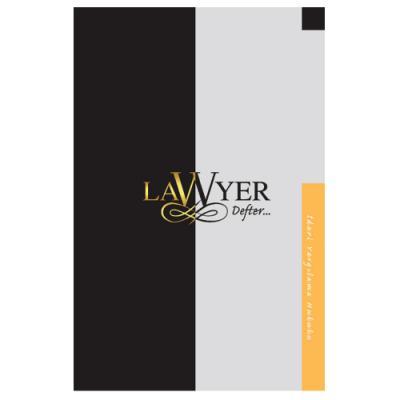 Lawyer Defter - İdari Yargılama Hukuku Notlu Öğrenci Defteri