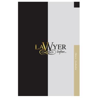 Lawyer Defter - İdare Hukuku Notlu Öğrenci Defteri