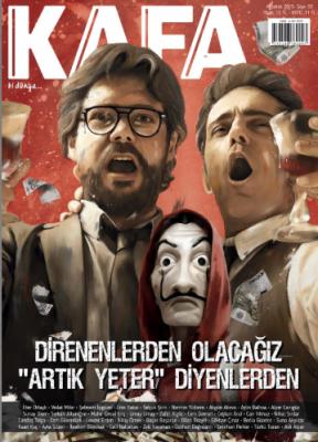 Kafa Dergisi Sayı: 60  Ağustos 2019