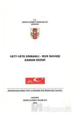 1877-1878 Osmanlı - Rus Savaşı Zaman Dizini