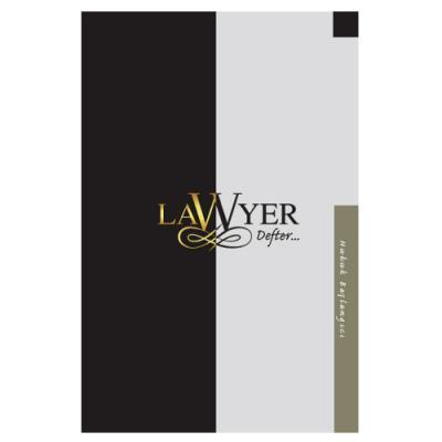 Lawyer Defter - Hukuk Başlangıcı Notlu Öğrenci Defteri