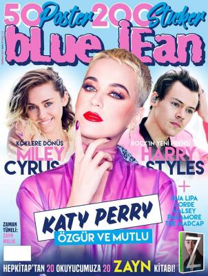 Blue Jean Temmuz 2017