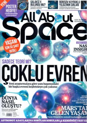 All About Space Dergisi Sayı: 04 Şubat 2020