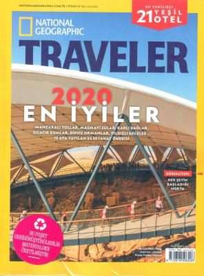 National Geographic Traveller Dergisi - Kış 2020
