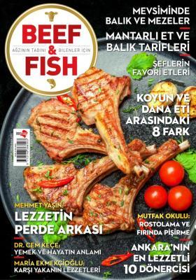 Beef & Fish Dergisi - Kasım Aralık 2020