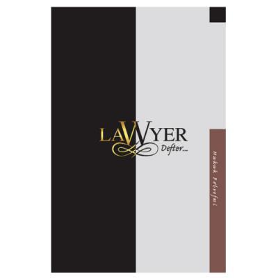 Lawyer Defter - Hukuk Felsefesi Notlu Öğrenci Defteri