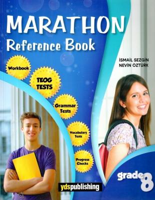 Marathon Grade 8 Reference Book- Test Book