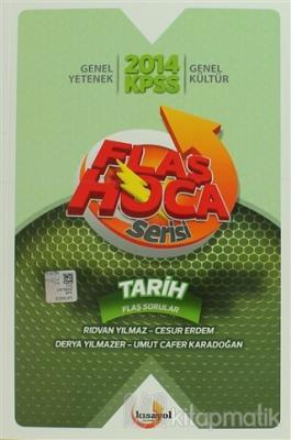 2014 KPSS Flaş Hoca Serisi Tarih Soru Bankası