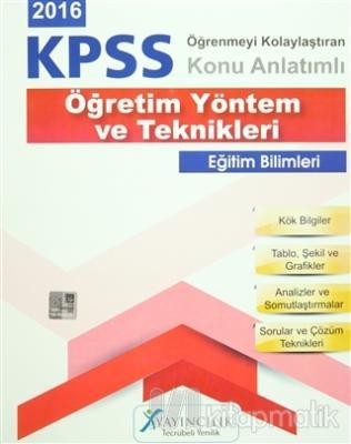 2016 KPSS Ölçme ve Değerlendirme Eğitim Bilimleri Konu Anlatımlı Modüler Set (6 Kitap Takım)