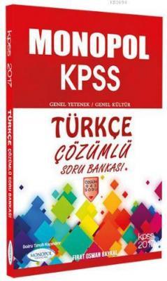2017 Kpss Genel Yetenek Genel Kültür Türkçe Soru Bankası