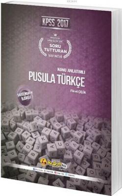 2017 KPSS Pusula Türkçe Konu Anlatımlı